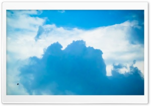 Cloud HD Wide Wallpaper for 4K UHD Widescreen desktop & smartphone