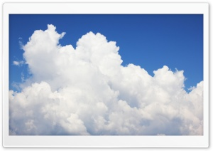 Cloud Castle HD Wide Wallpaper for Widescreen
