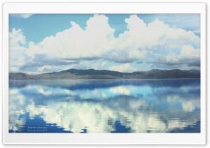 Cloud Reflections Ultra HD Wallpaper for 4K UHD Widescreen desktop, tablet & smartphone