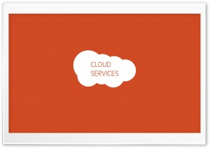 Cloud Services Ultra HD Wallpaper for 4K UHD Widescreen desktop, tablet & smartphone