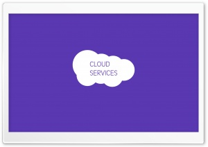 Cloud Services HD Wide Wallpaper for Widescreen