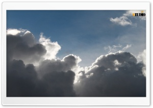Clouded Sky HD Wide Wallpaper for Widescreen