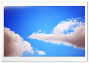 Clouds Ultra HD Wallpaper for 4K UHD Widescreen desktop, tablet & smartphone