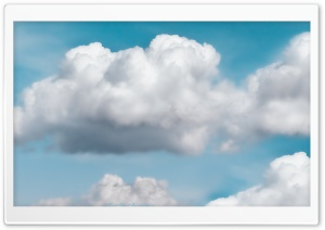 Clouds - Blue Sky HD Wide Wallpaper for Widescreen