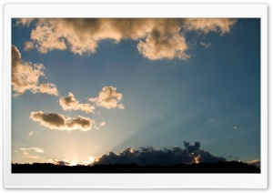 Clouds In The Sky 11 HD Wide Wallpaper for Widescreen