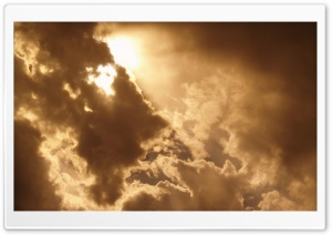 Clouds In The Sky 14 HD Wide Wallpaper for Widescreen