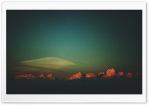 Clouds Vintage HD Wide Wallpaper for Widescreen