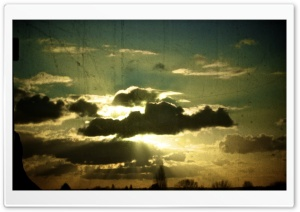 Clouds Vintage Photography HD Wide Wallpaper for Widescreen