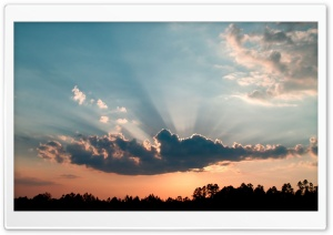 Cloudscape HD Wide Wallpaper for Widescreen