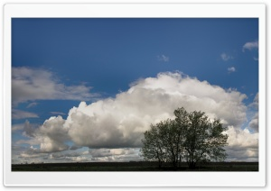 Cloudscape 1 HD Wide Wallpaper for Widescreen