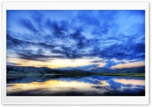 Cloudscape 12 HD Wide Wallpaper for 4K UHD Widescreen desktop & smartphone