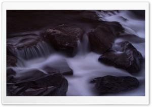 Cloudy River HD Wide Wallpaper for 4K UHD Widescreen desktop & smartphone