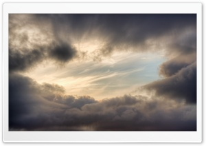 Cloudy Sky HD Wide Wallpaper for Widescreen
