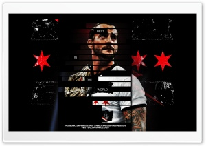 CM Punk - Best In The World - Wallpaper By AR HD Wide Wallpaper for Widescreen