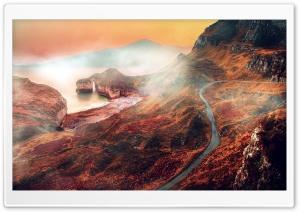 Coast, Autumn, Travel Ultra HD Wallpaper for 4K UHD Widescreen desktop, tablet & smartphone