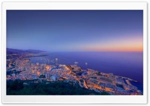 Coast Lights Ultra HD Wallpaper for 4K UHD Widescreen desktop, tablet & smartphone