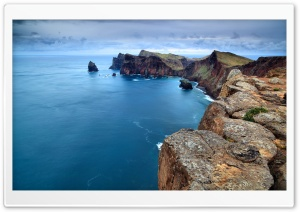 Coast Panoramic View HD Wide Wallpaper for Widescreen