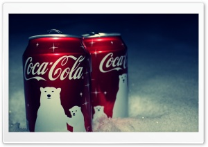 Coca-Cola Christmas HD Wide Wallpaper for Widescreen