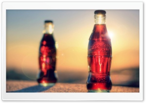 CocaCola HD Wide Wallpaper for Widescreen