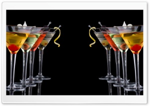 Cocktails Drinks HD Wide Wallpaper for 4K UHD Widescreen desktop & smartphone
