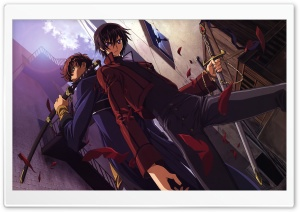Code Geass HD Wide Wallpaper for Widescreen