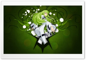 Code Geass CC III HD Wide Wallpaper for Widescreen