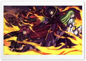 Code Geass Lelouch of the Rebellion HD Wide Wallpaper for 4K UHD Widescreen desktop & smartphone