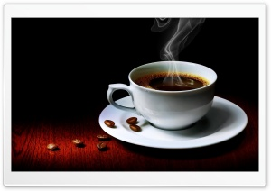 Coffee Ultra HD Wallpaper for 4K UHD Widescreen desktop, tablet & smartphone