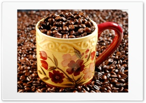 Coffee HD Wide Wallpaper for Widescreen