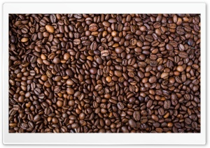 Coffee Beans Ultra HD Wallpaper for 4K UHD Widescreen desktop, tablet & smartphone