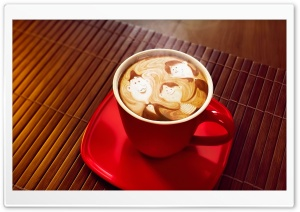Coffee Cup HD Wide Wallpaper for 4K UHD Widescreen desktop & smartphone