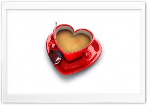 Coffee Love HD Wide Wallpaper for Widescreen