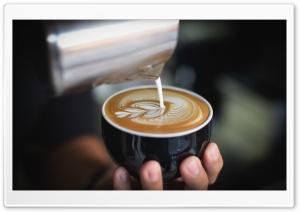 Coffee Love Ultra HD Wallpaper for 4K UHD Widescreen desktop, tablet & smartphone