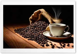 Coffee time Ultra HD Wallpaper for 4K UHD Widescreen desktop, tablet & smartphone