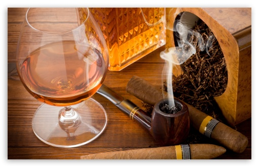 Cognac and Cigar HD wallpaper for Wide 16:10 5:3 Widescreen WHXGA WQXGA WUXGA WXGA WGA ; HD 16:9 High Definition WQHD QWXGA 1080p 900p 720p QHD nHD ; Standard 4:3 5:4 3:2 Fullscreen UXGA XGA SVGA QSXGA SXGA DVGA HVGA HQVGA devices ( Apple PowerBook G4 iPhone 4 3G 3GS iPod Touch ) ; iPad 1/2/Mini ; Mobile 4:3 5:3 3:2 16:9 5:4 - UXGA XGA SVGA WGA DVGA HVGA HQVGA devices ( Apple PowerBook G4 iPhone 4 3G 3GS iPod Touch ) WQHD QWXGA 1080p 900p 720p QHD nHD QSXGA SXGA ;
