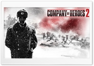 COH2 HD Wide Wallpaper for Widescreen