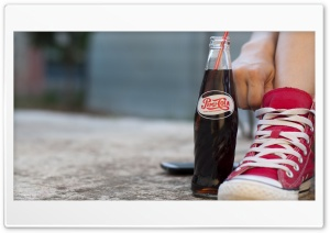 Coke HD Wide Wallpaper for Widescreen