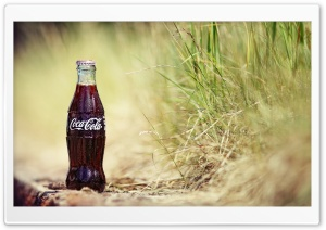 Coke Bottle HD Wide Wallpaper for Widescreen