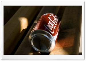 Coke Can Ultra HD Wallpaper for 4K UHD Widescreen desktop, tablet & smartphone