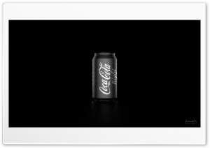 Coke Night HD Wide Wallpaper for Widescreen