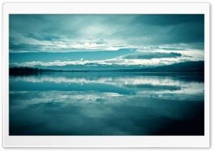 Cold Lake HD Wide Wallpaper for Widescreen