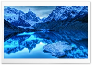 Cold Landscape Ultra HD Wallpaper for 4K UHD Widescreen desktop, tablet & smartphone