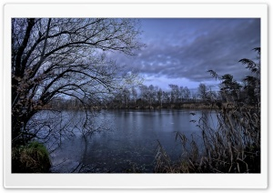 Cold Weather HDR HD Wide Wallpaper for Widescreen