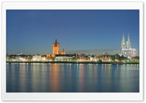 Cologne HD Wide Wallpaper for Widescreen