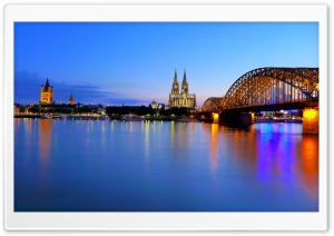 Cologne - Kennedy-Shore HD Wide Wallpaper for 4K UHD Widescreen desktop & smartphone