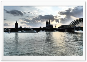 Cologne - Kennedy-Shore HD Wide Wallpaper for Widescreen