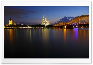 Cologne - Kennedy-Shore Ultra HD Wallpaper for 4K UHD Widescreen desktop, tablet & smartphone