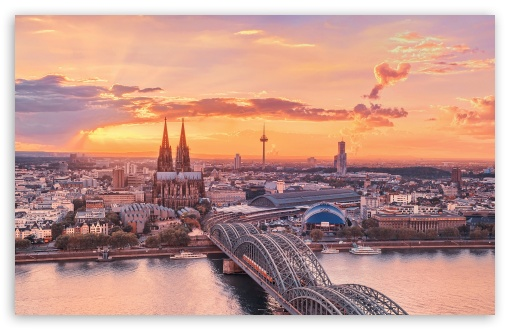 Cologne City HD wallpaper for Wide 16:10 5:3 Widescreen WHXGA WQXGA WUXGA WXGA WGA ; HD 16:9 High Definition WQHD QWXGA 1080p 900p 720p QHD nHD ; Standard 4:3 5:4 3:2 Fullscreen UXGA XGA SVGA QSXGA SXGA DVGA HVGA HQVGA devices ( Apple PowerBook G4 iPhone 4 3G 3GS iPod Touch ) ; Tablet 1:1 ; iPad 1/2/Mini ; Mobile 4:3 5:3 3:2 16:9 5:4 - UXGA XGA SVGA WGA DVGA HVGA HQVGA devices ( Apple PowerBook G4 iPhone 4 3G 3GS iPod Touch ) WQHD QWXGA 1080p 900p 720p QHD nHD QSXGA SXGA ;