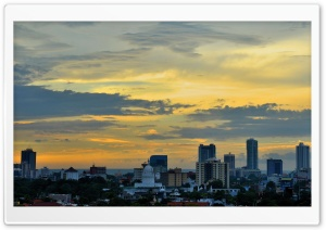 Colombo City HD Wide Wallpaper for Widescreen