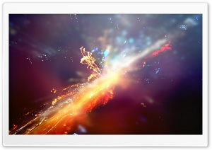 Color Explosion HD Wide Wallpaper for Widescreen